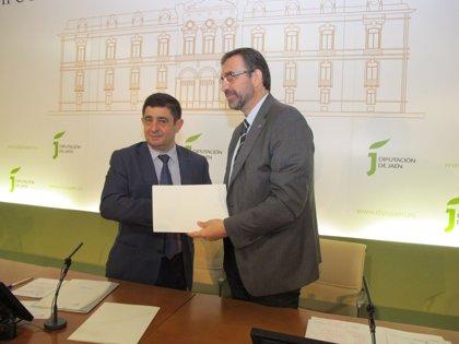 La colaboración de la Diputación con la UJA se incrementa más de un 200 por ciento en su 25 aniversario