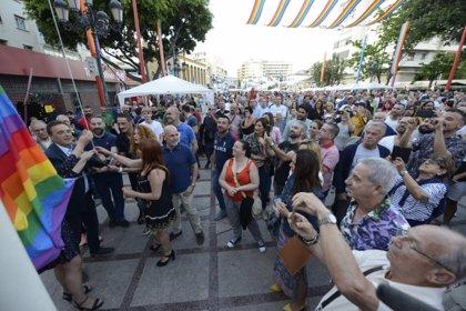 Torremolinos celebra este sábado una manifestación que reivindica 50 años de visibilidad del colectivo LGTBI