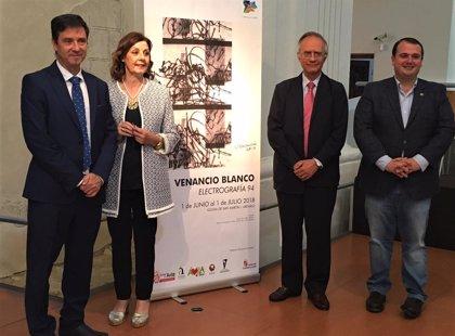 Diputación de Ávila homenajea a Venancio Blanco