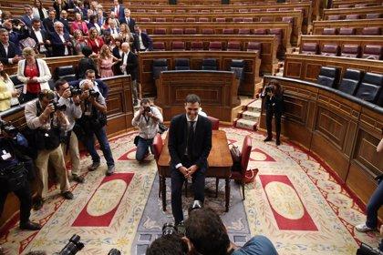 Pedro Sánchez tomará este sábado posesión de su cargo como presidente del Gobierno