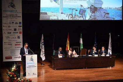 Compromiso social, transformación digital y canales de venta centran la jornada del Congreso de Hoteleros de España