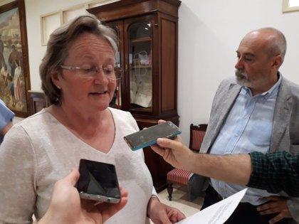 La presidenta de la AUAN deja su acta de edil en Albox (Almería) que obtuvo con el PSOE