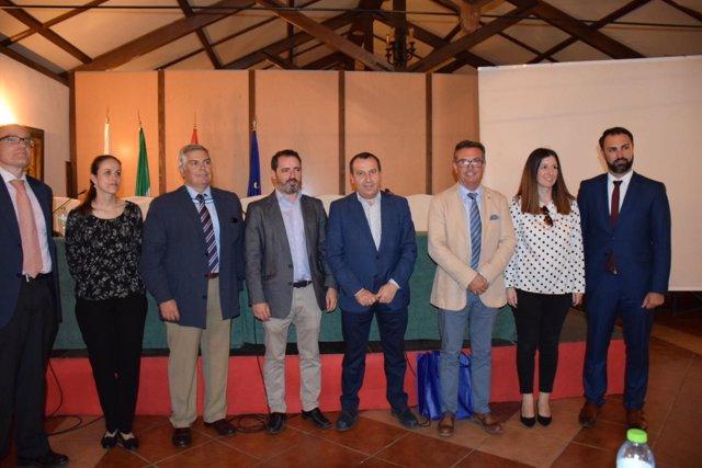 Ruiz Espejo asamblea de AFA Andalucía