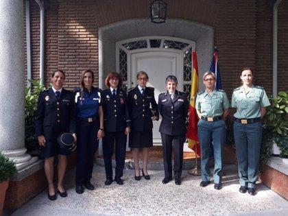 La Policía de Madrid y de Londres establecen un Plan Operativo de Igualdad de Género
