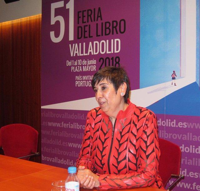 La periodista y escritora Nieves Concostrina 1-6-2018