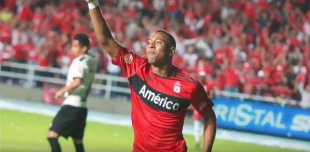 Futbolista Alejandro Peñaranda