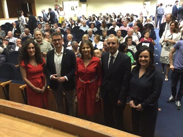 Nota De La Junta Y Foto Cobo 75 Aniversario Safa Villacarrillo