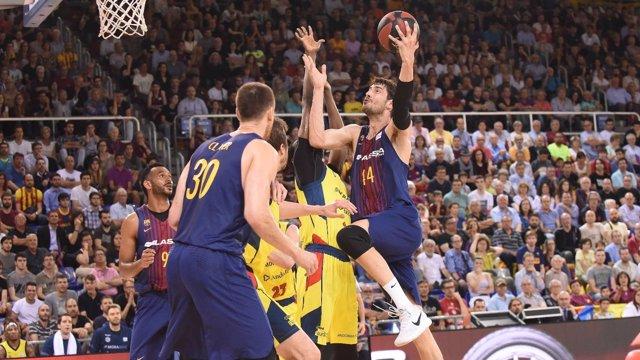 FC Barcelona Lassa - MoraBanc Andorra
