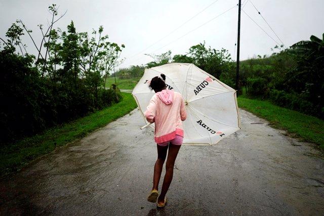 Tormenta tropical Alberto en Cuba, junio de 2018