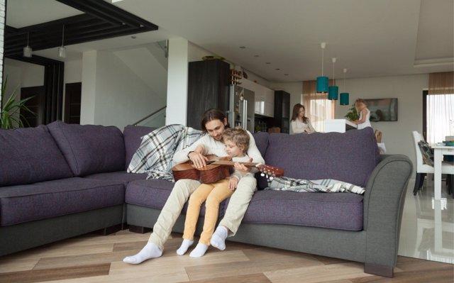 La música como herramienta para estrechar lazos entre padres e hijos