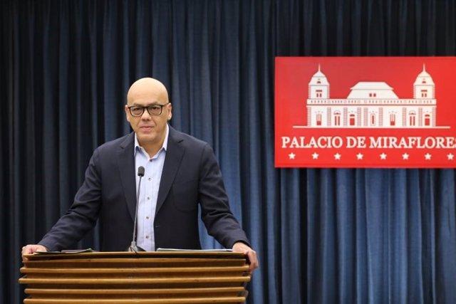 Jorge Rodríguez