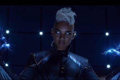 X-Men: Así es el nuevo aspecto de Tormenta en Dark Phoenix