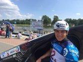 Foto: Chourraut, fuera del podio en el Europeo de piragüismo disputado en Praga