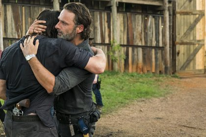 The Walking Dead: La emotiva despedida de Daryl a Rick