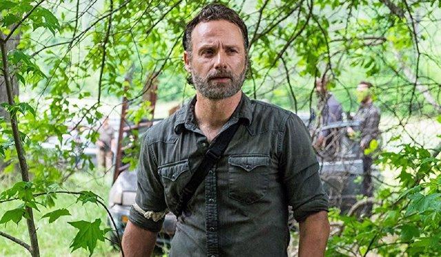 Andrew Lincoln en The Walking Dead