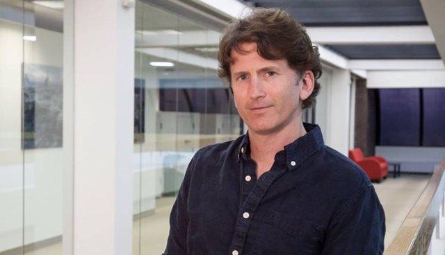 Todd Howard, Responsable De The Elder Scrolls Y De Fallout 3 Y 4