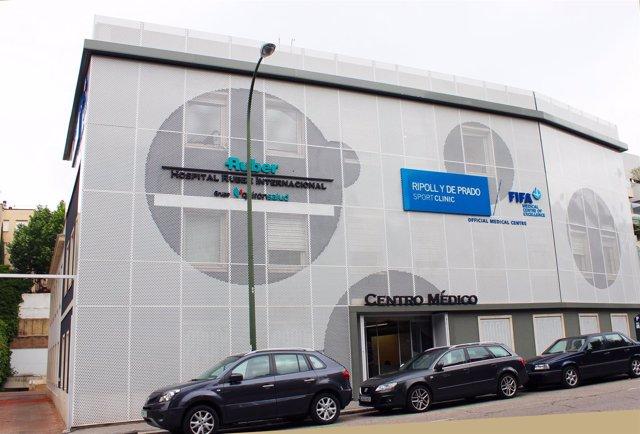 Nuevo centro médico del Hospital Ruber Internacional en Chamartín