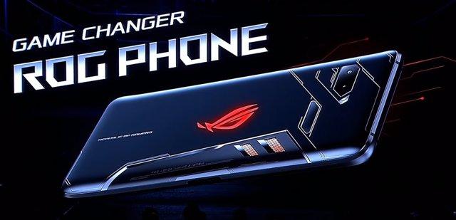 Smartphone gaming de Asus Rog Phone
