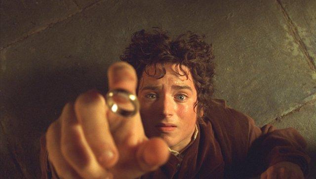 Elijah Wood en El Señor de los Anillos: La comunidad del anillo