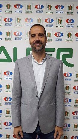 Daniel Gallego, presidente de ALCER