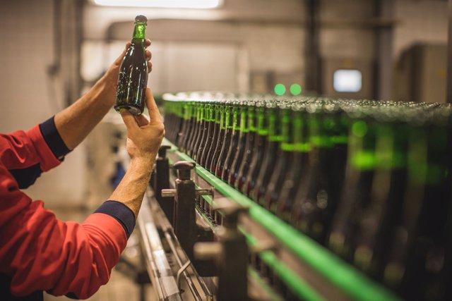 Centro de producción de Cervezas Alhambra