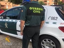 Patrulla de la Guardia Civil