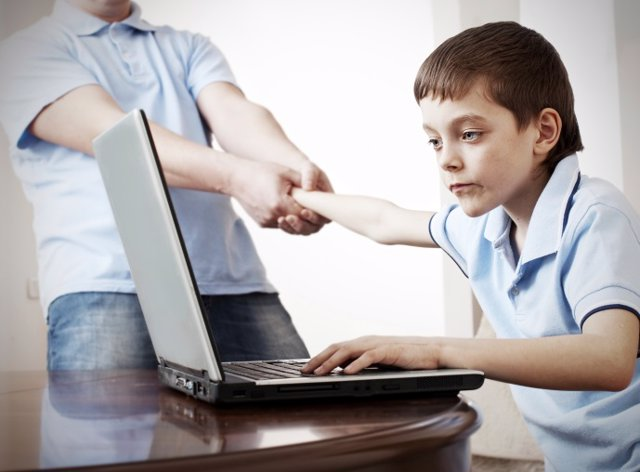Adicción a internet, ordenador