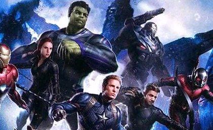 ¿Filtrada la primera imagen de Vengadores 4... con Capitana Marvel y Ojo de Halcón?