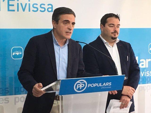 El PP de Ibiza critica la 'inoperancia, pasividad y ninguneo' de Salud ante la 'grave' crisis en Can Misses