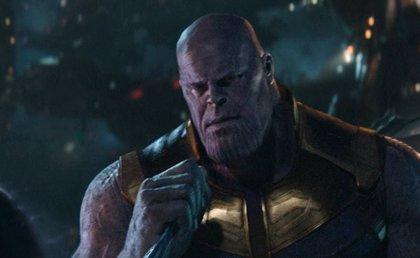 ¿Será así Thanos en Vengadores 4?