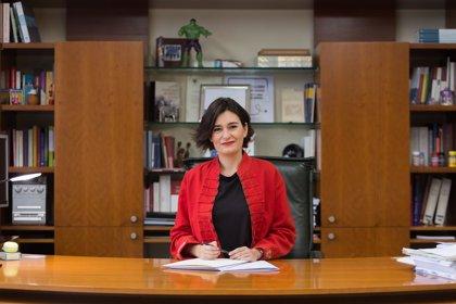Montón, una ministra impulsora de la atención universal y la reversión de las concesiones sanitarias