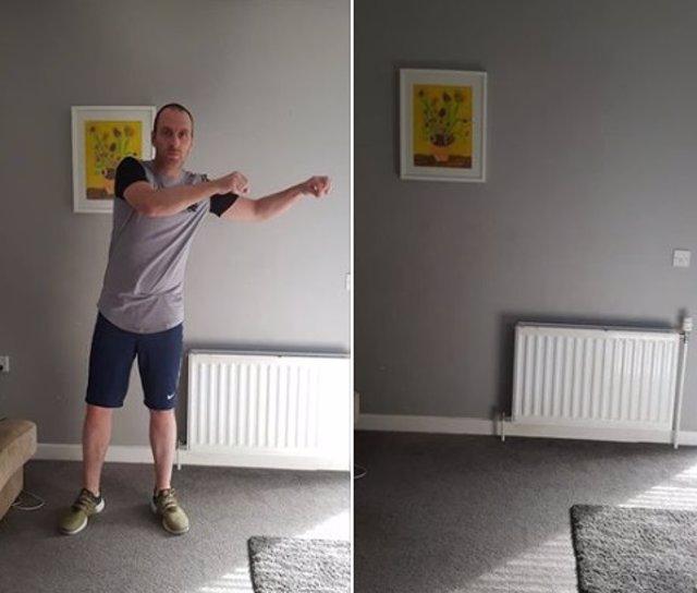 Este hombre 'vende' una capa de invisibilidad por Facebook