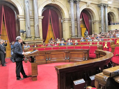 Quim Torra comparece este miércoles en el Parlament para explicar la composición del Govern