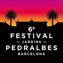 Cartel del Festival Jardins de Pedralbes