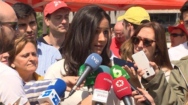 """Villacís critica la """"incapacidad"""" de gestión de Ahora Madrid"""