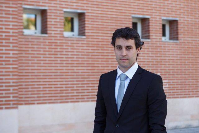 Xabier Galindez, nuevo doctor por la UPNA.