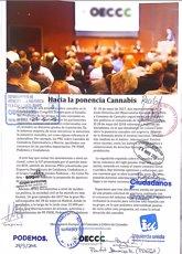 Foto: El Observatorio Europeo del Cannabis propone una regulación integral en el Congreso para combatir el narcotráfico