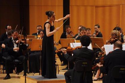 La Orquesta Sinfónica de la Región despide su temporada de abono con un programa festivo de música americana