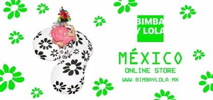 Bimba y Lola lanza su tienda 'online' en México, la primera en Latinoamérica