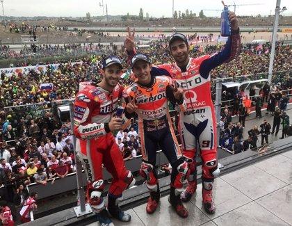 Danilo Petrucci sustituirá a Jorge Lorenzo en Ducati