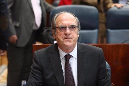 """Gabilondo no ve """"incompatible"""" ser ministro y candidato en Madrid, pero asegura que nadie le ha llamado"""