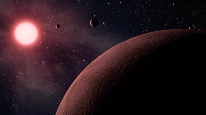 La Universidad de Oviedo y el Instituto de Astrofísica de Canarias hallan tres nuevos planetas del tamaño de la Tierra