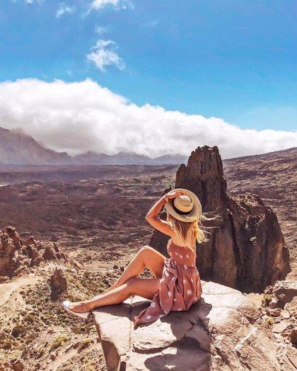Un vídeo de Tenerife compite en el concurso 'Premio Viajero' de American Express