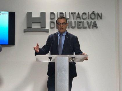 """Ignacio Caraballo ve como """"un hito importante"""" para la economía la inclusión de Huelva en el Corredor Atlántico"""