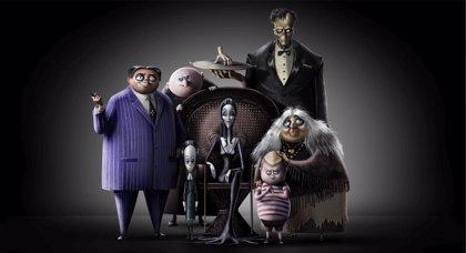 Así es la nueva Familia Addams, que contará con voces de Oscar Isaac y Charlize Theron