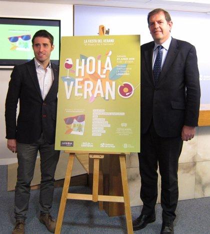 Una veintena de actividades componen la fiesta 'Hola Verano' el 23 de junio en la finca de 'La Grajera'