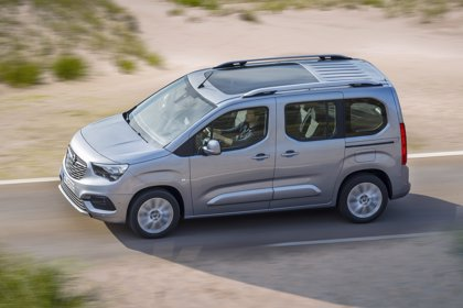 Las ventas de vehículos comerciales ligeros superan las 20.700 unidades en mayo, un 9,3% más