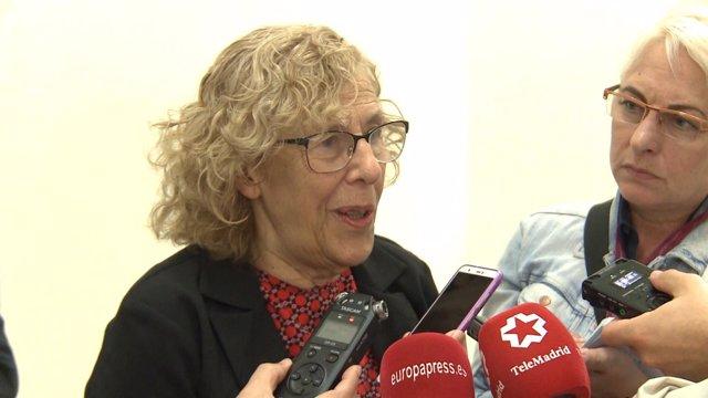 Carmena declara sobre la sentencia del caso de La Manada