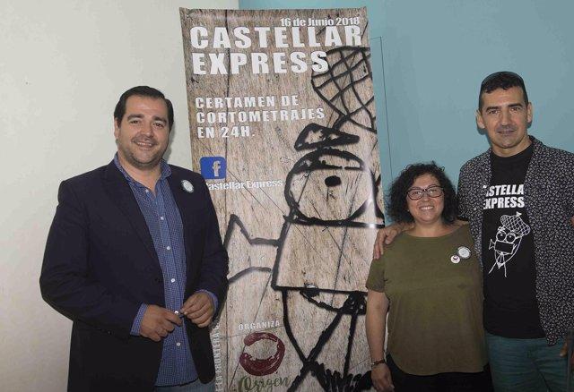 Presentación del certamen 'Castellar Express'