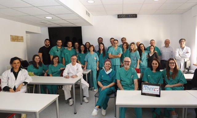 Servicio de Cardiología del Hospital Universitario de Salamanca - CIBERCV